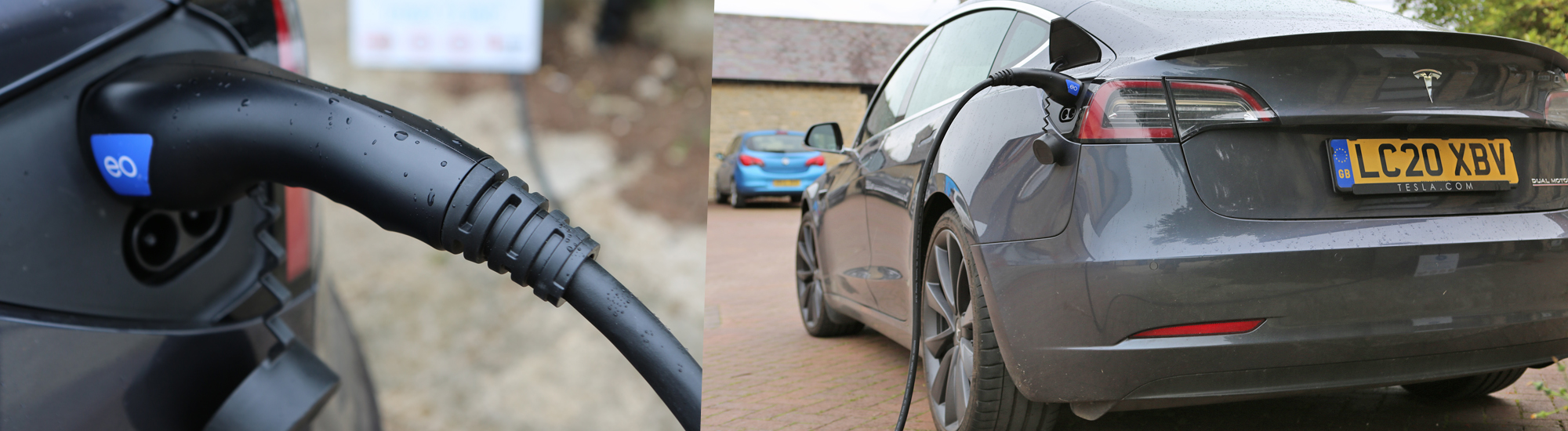 Electric Car Charging Installation Oxford