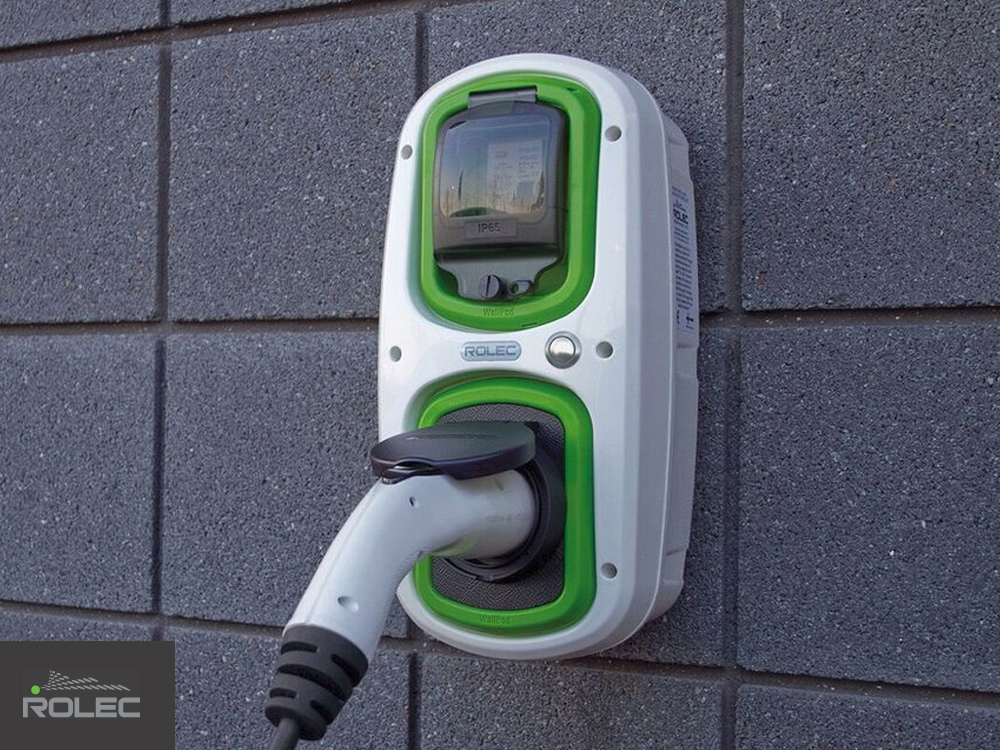 Electric Car Charging Installation Bicester